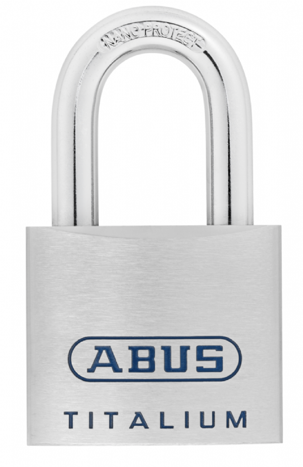 ABUS Titalium 96TI Series Open Shackle Padlock